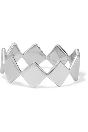 ARME DE L'AMOUR Silver-tone ring