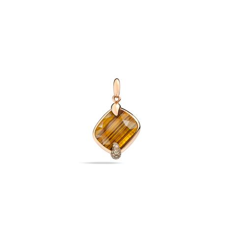 POMELLATO Pendant without chain Ritratto M.B713 E f