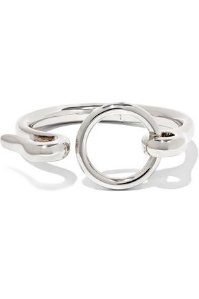 ALEXANDER WANG Silver-tone cuff