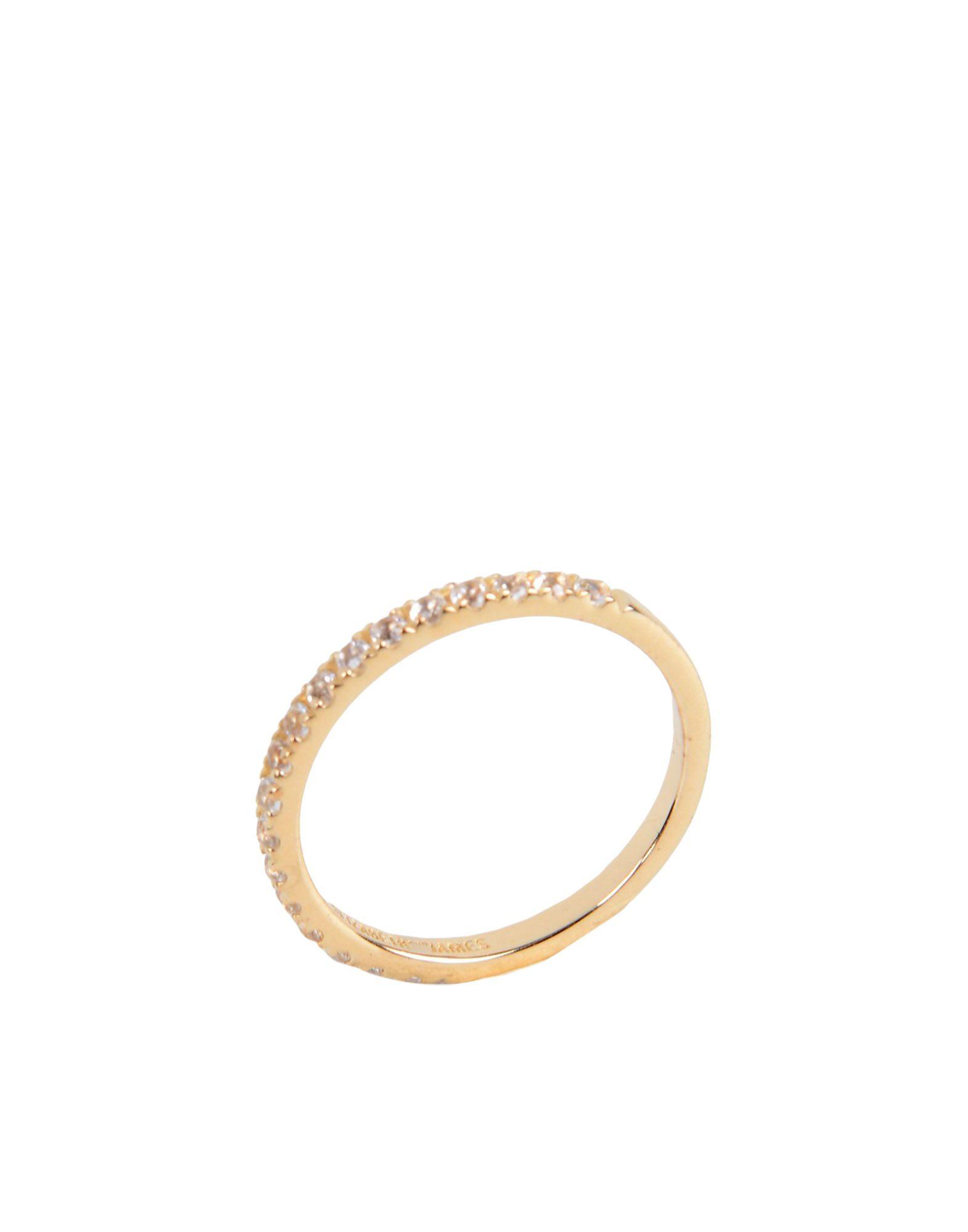 《送料無料》ELIZABETH AND JAMES レディース 指輪 ゴールド one size 金属