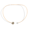 POMELLATO Necklace Sabbia C.B806 E f