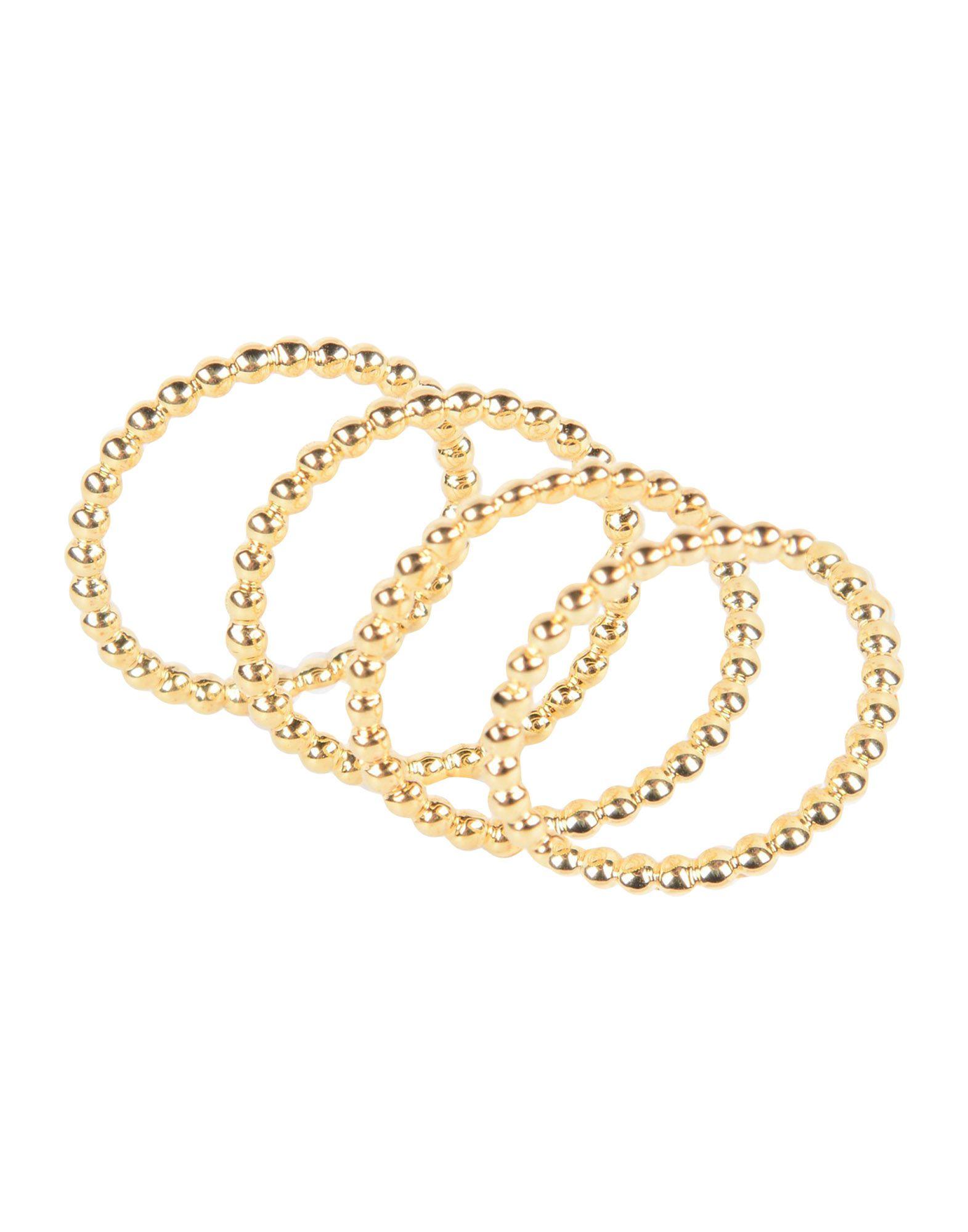 《送料無料》ARME DE L'AMOUR レディース 指輪 ゴールド 6 真鍮/ブラス