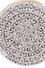 MONICA VINADER Ava 18-karat gold-plated sterling silver diamond ring