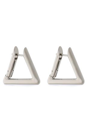 ALEXANDER WANG Silver-plated earrings