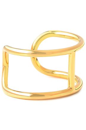 ALEXANDER WANG Gold-tone cuff