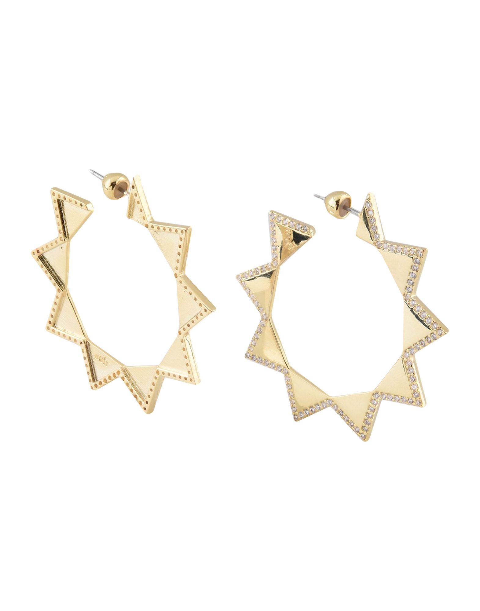 NOIR JEWELRY Earrings in Gold