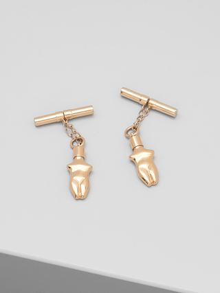 Femininities dangling earrings