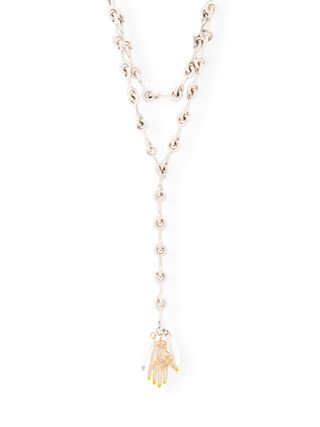 Sloan long necklace.