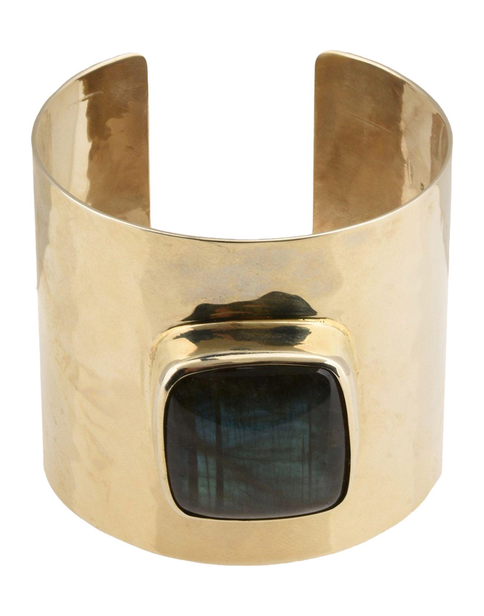 ANNDRA NEEN Bracelet in Gold