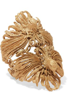VALENTINO Gold-tone cuff
