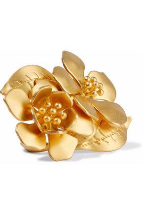 VALENTINO Gold-tone ring