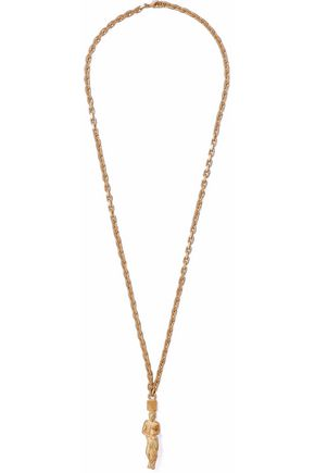 VALENTINO GARAVANI Gold-tone necklace