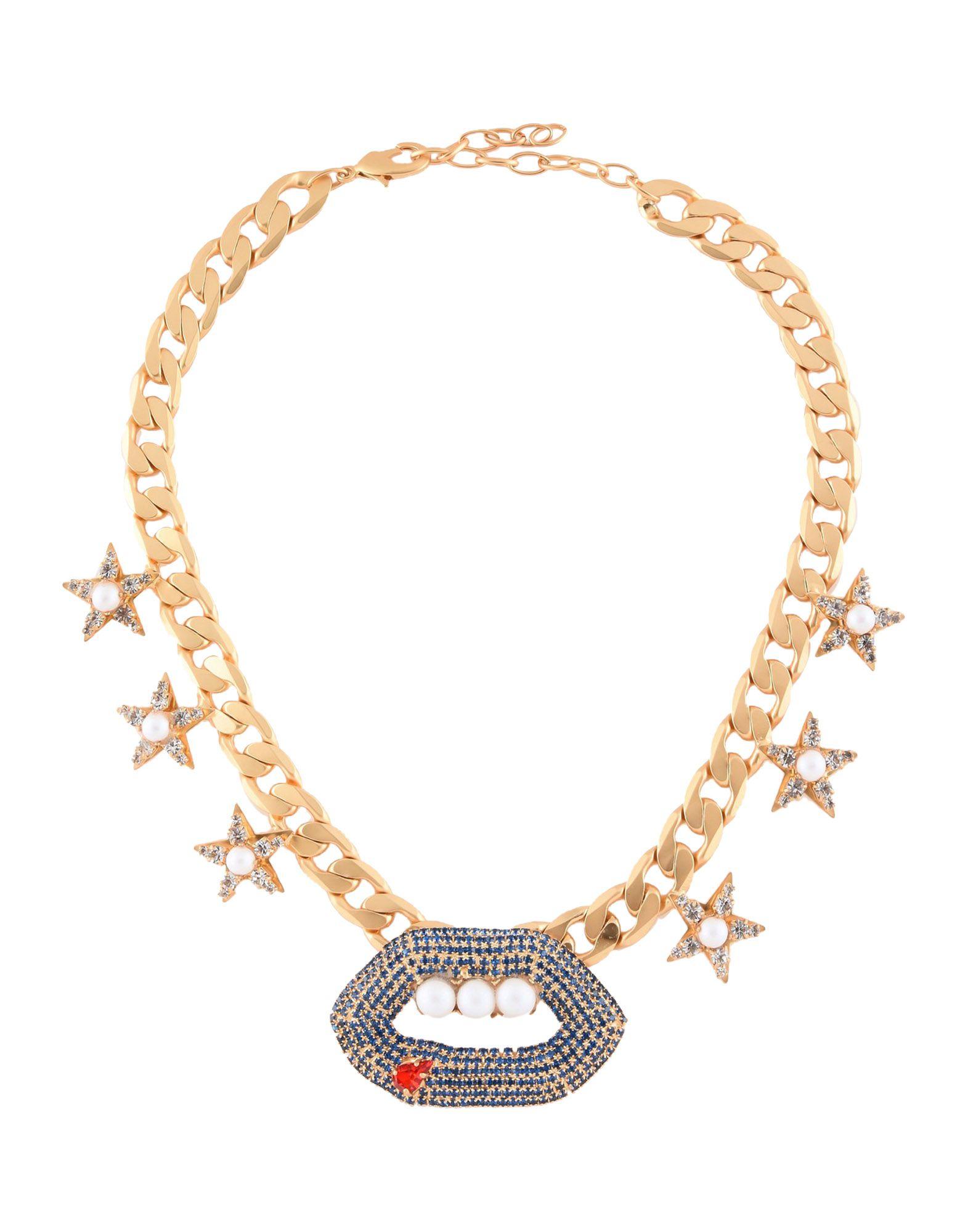LISA C BIJOUX Necklace in Blue