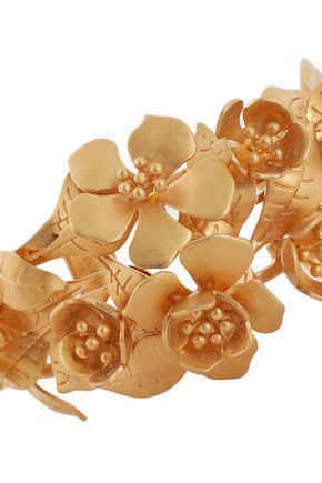 VALENTINO GARAVANI Gold-tone bangle