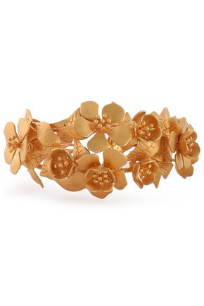 VALENTINO GARAVANI Gold-tone bangle