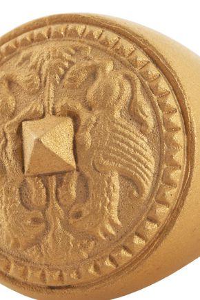 VALENTINO GARAVANI Gold-tone ring