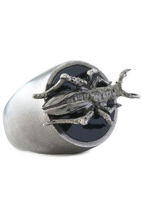 VALENTINO GARAVANI Silver-tone ring