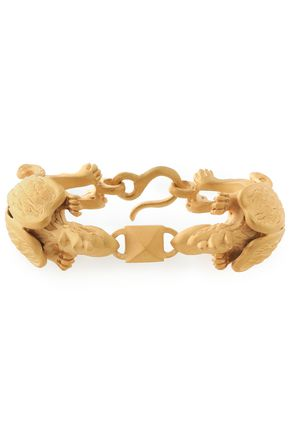 VALENTINO Gold-tone bracelet