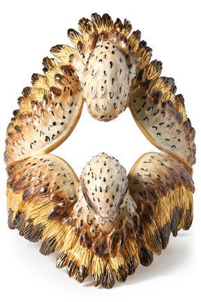 VALENTINO GARAVANI Gold-tone cuff
