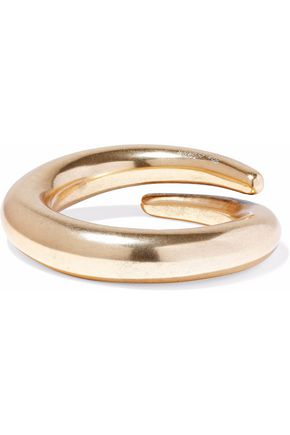 BEN-AMUN Gold-tone bangle