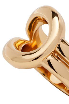 BEN-AMUN Gold-tone ring