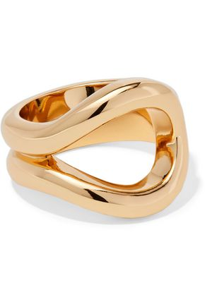 BEN-AMUN Gold-tone ring