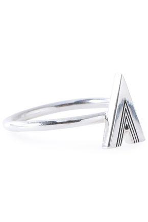 RACHEL JACKSON Sterling silver ring