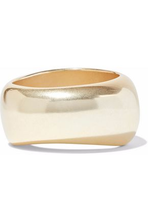 BEN-AMUN Gold-tone bangle