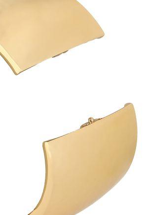 KENNETH JAY LANE Gold-tone cuff