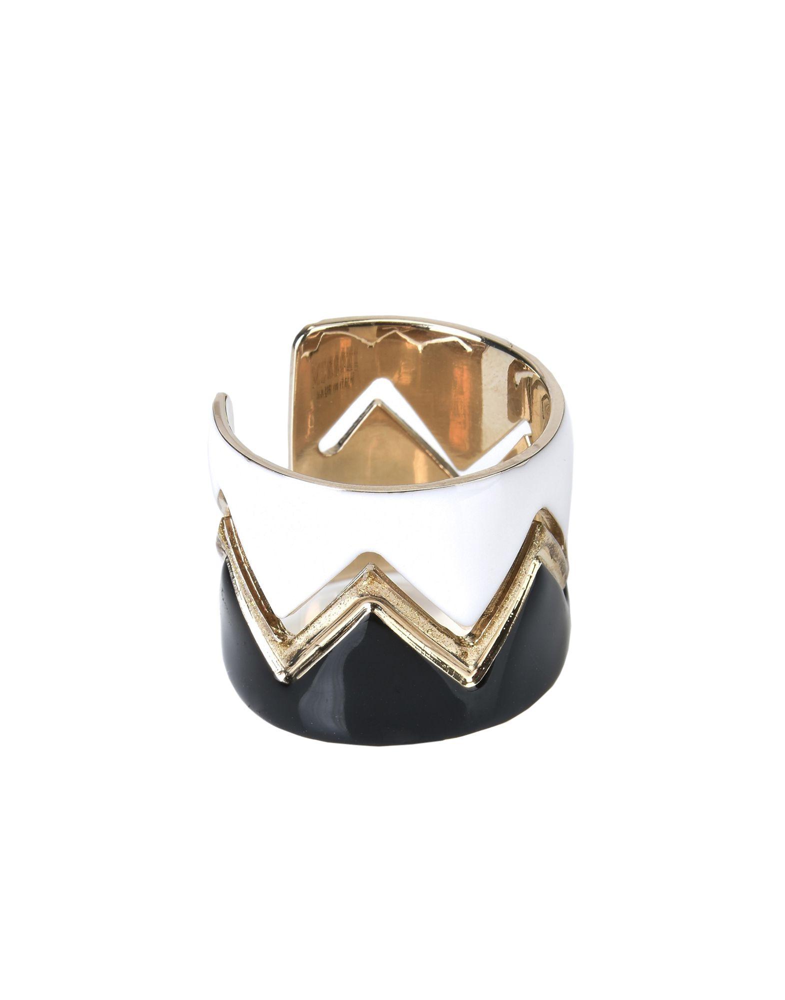 4d4439426c Missoni Ring In White   ModeSens
