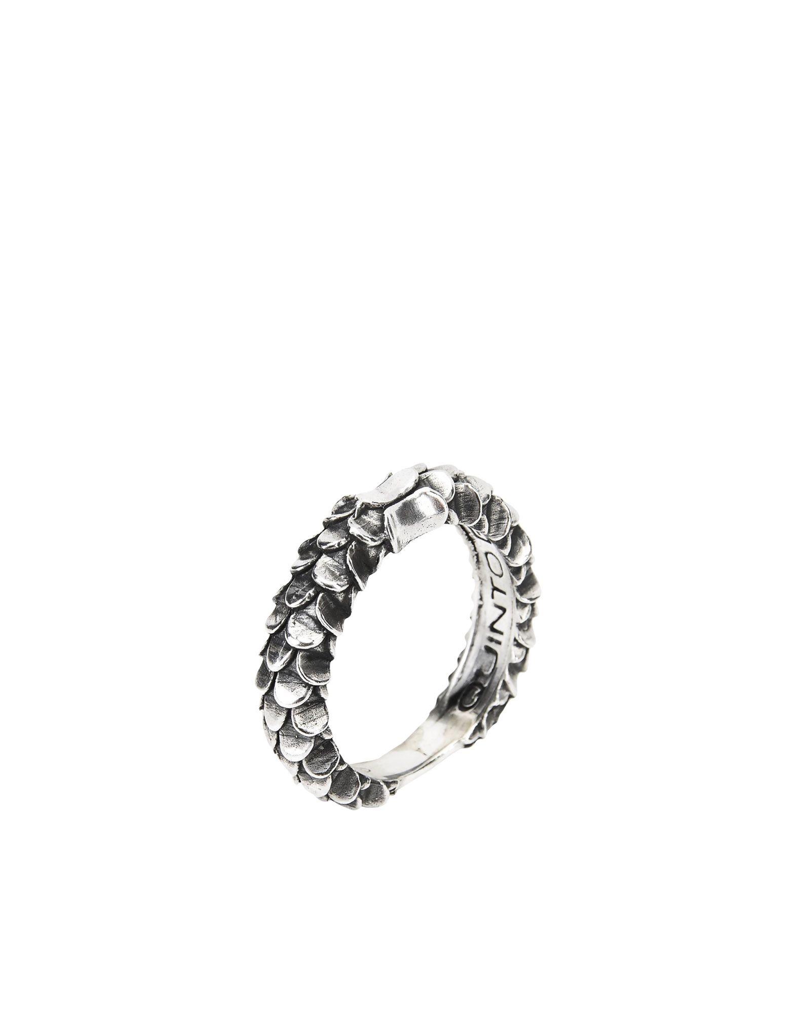 《セール開催中》FIRST PEOPLE FIRST メンズ 指輪 シルバー 20 シルバー925/1000 Fede Armatura