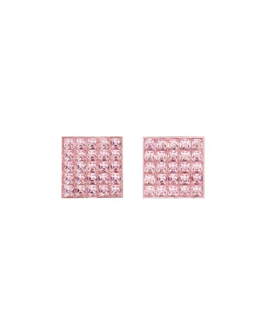 PINK LUXBOX EARRINGS - Lanvin