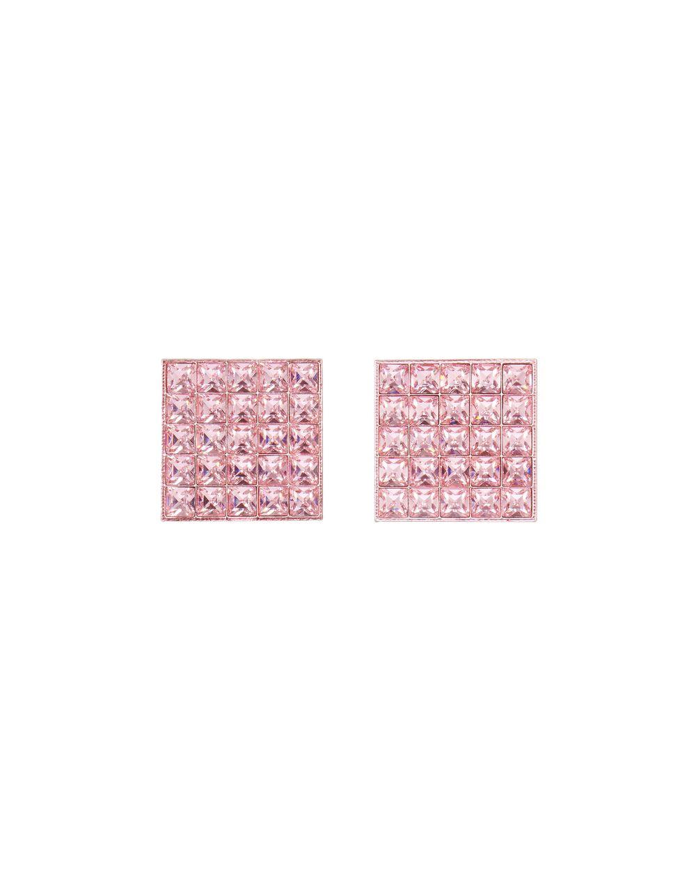 PINK LUXBOX EARRINGS - Lanvin