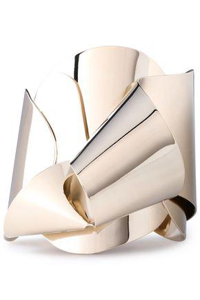 PROENZA SCHOULER Gold-tone cuff