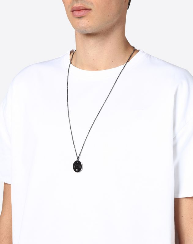 VLTN necklace