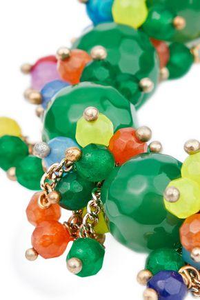 ROSANTICA Rossini gold-tone bead bracelet