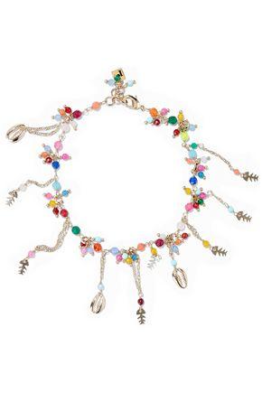 ROSANTICA Spritz gold-tone bead bracelet