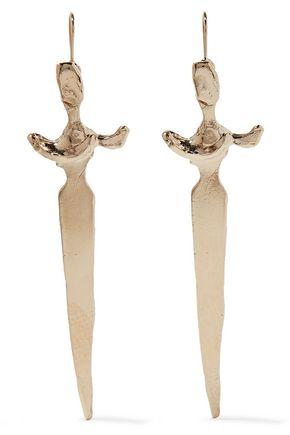 VALENTINO Gold-tone earrings