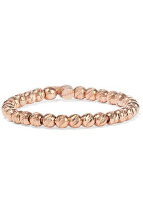 CAROLINA BUCCI 18-karat rose gold ring