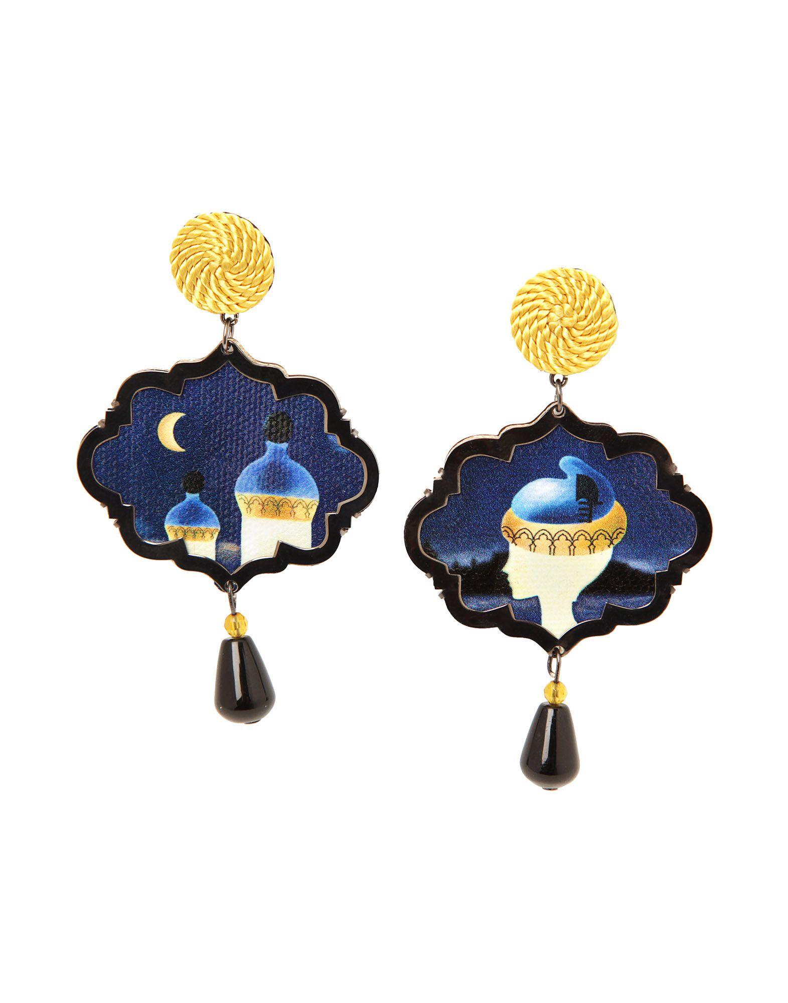 ANNA E ALEX Earrings in Blue