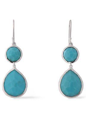 IPPOLITA Sterling silver quartz earrings