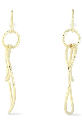 IPPOLITA 18-karat gold earrings