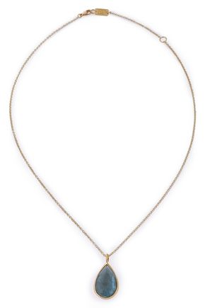 IPPOLITA 18-karat gold topaz necklace