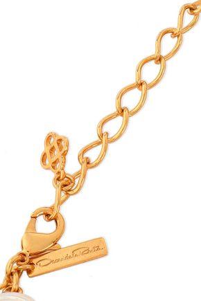 OSCAR DE LA RENTA Necklaces