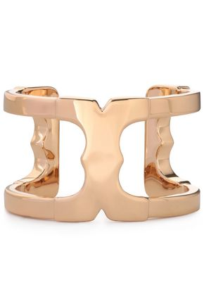 TORY BURCH Gold-tone cuff