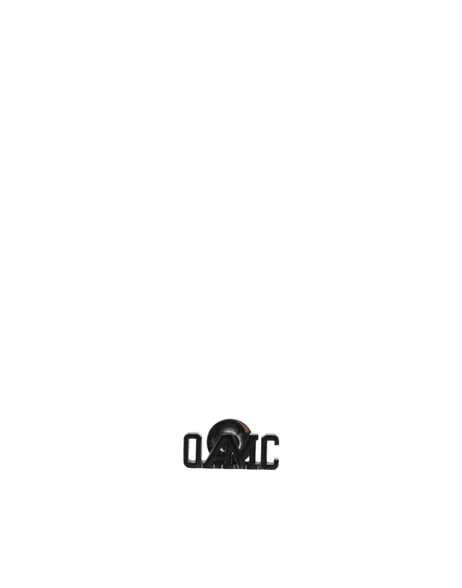 《送料無料》OAMC レディース ブローチ ブラック 金属