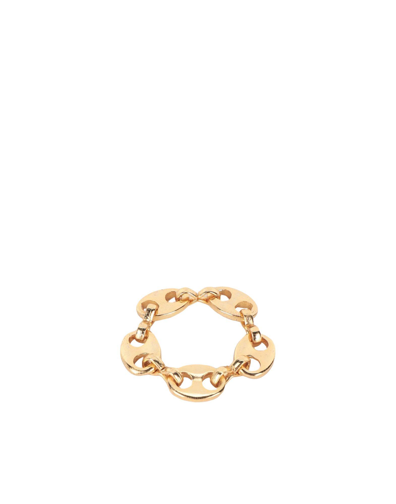 《送料無料》GOGO PHILIP レディース 指輪 ゴールド one size 真鍮/ブラス