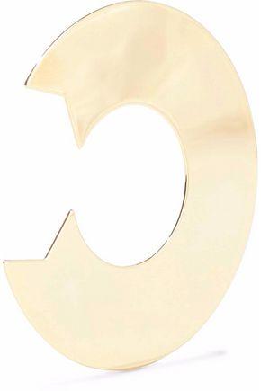 ARME DE L'AMOUR Gold-tone earrings