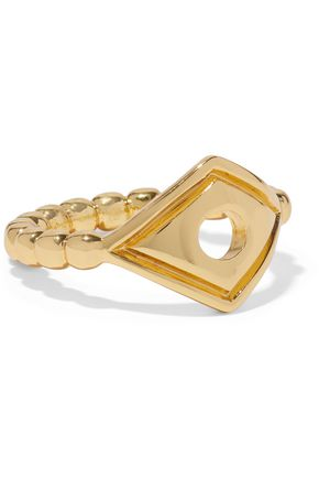 ARME DE L'AMOUR Gold-tone ring