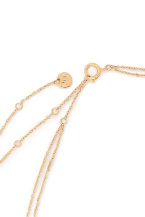 ARME DE L'AMOUR Gold-tone necklace
